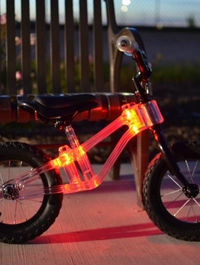 Phantom Balance Bike: The Coolest Bike In Town {AND 20% Off Coupon Code}   Tastefully Frugal