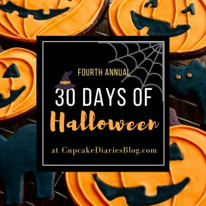 Cupcake Diaries' 4th Annual 30 Days of Halloween