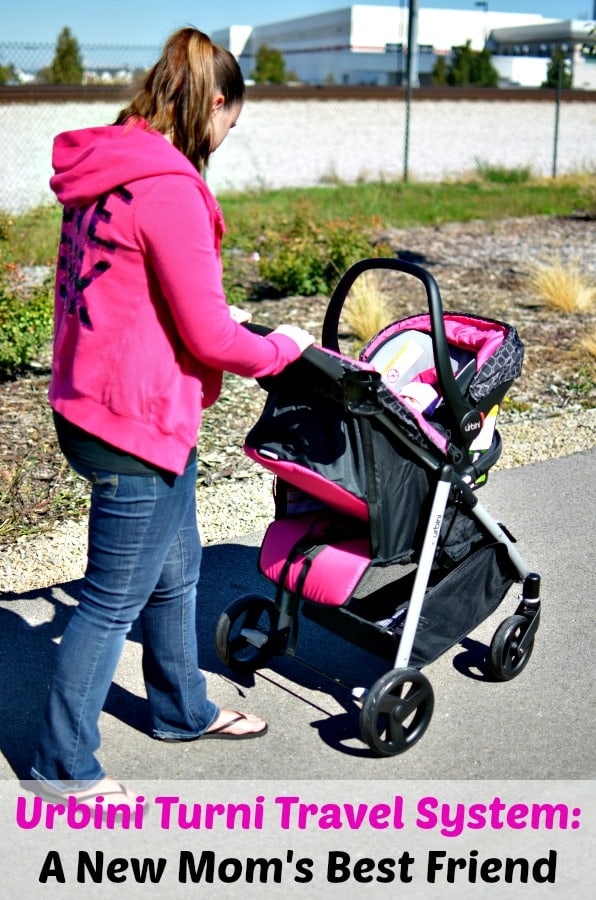Urbini Turni Travel System: A New Mom's Best Friend | Tastefully Frugal