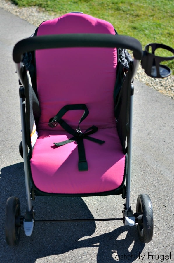 Urbini Turni Travel System: A New Mom's Best Friend | Tastefully Frugal