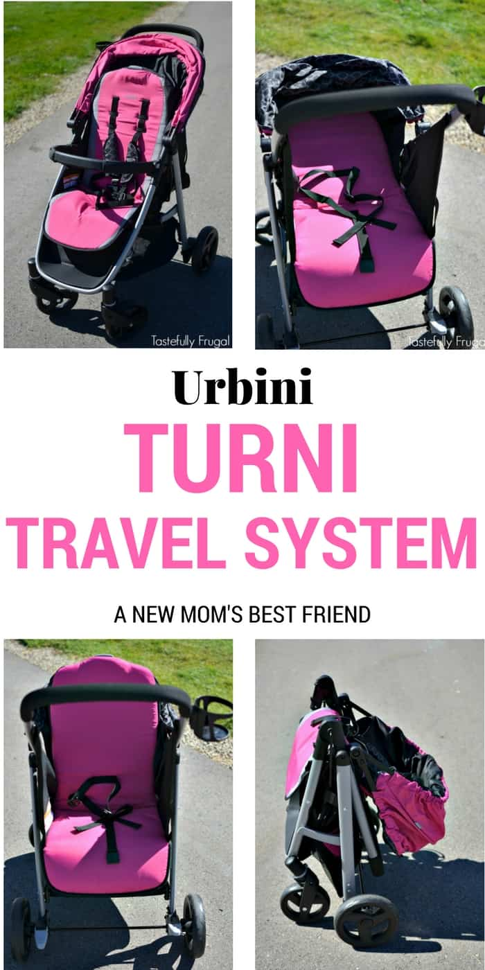 Urbini Turni Travel System Review Tastefully Frugal
