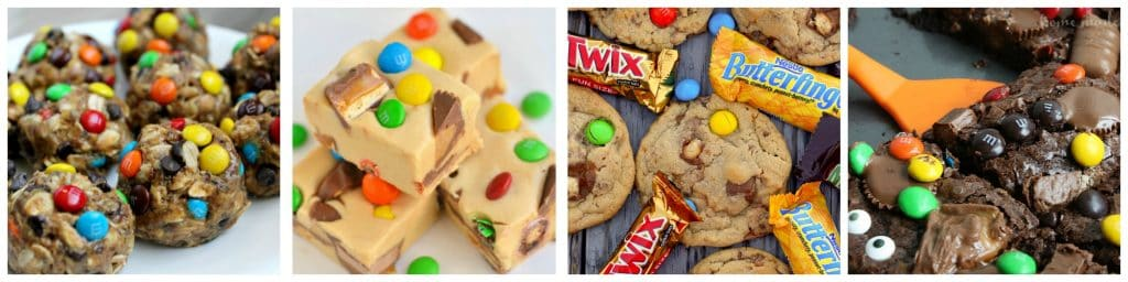 20 Ways To Use Up Leftover Halloween Candy | Tastefully Frugal