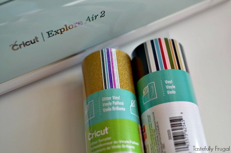 DIY Fall Journal: Make this fun journal to keep track of things in minutes with the Cricut Explore Air 2   Tastefully Frugal