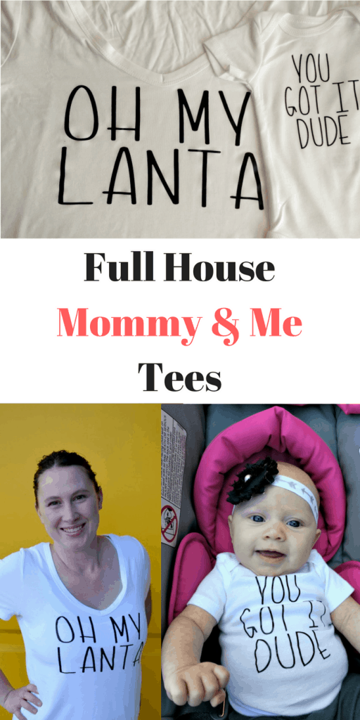 Full House Mommy & Me Tees: Watch Your Favorite Show In Style With These Matching Tees | Tastefully Frugal