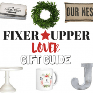 Fixer Upper Gift Guide