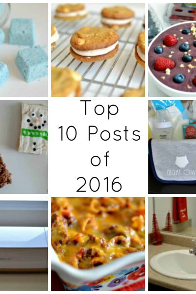Tastefully Frugal's Top 10 Posts of 2016