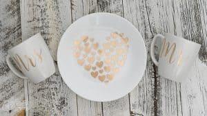 25 DIY Wedding Ideas With Cricut   Tastefully Frugal