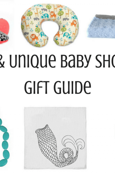 Baby Shower Gift Guide: Fun, Unique and Useful Gifts Perfect For New Moms
