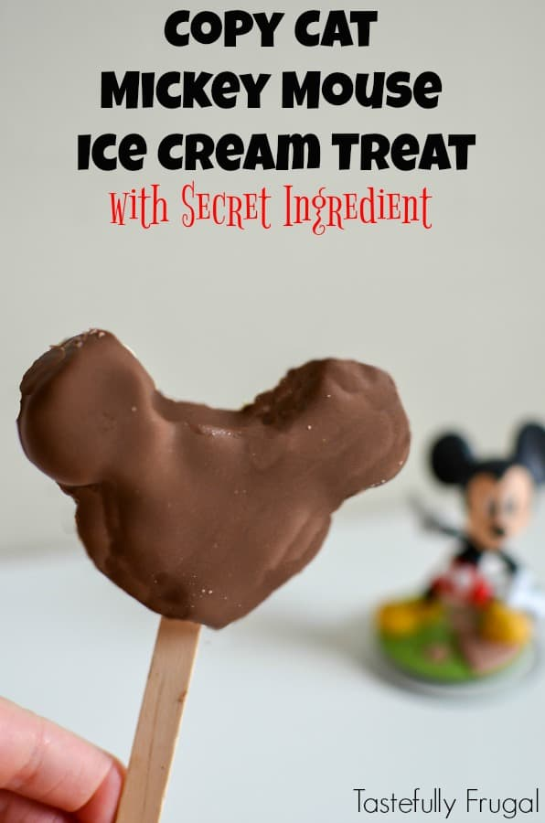 copycat disneyland mickey mouse ice cream treats tastefully frugal. Black Bedroom Furniture Sets. Home Design Ideas