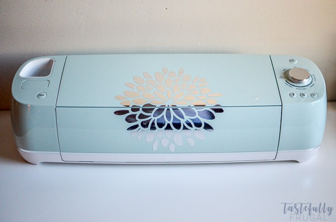 How To Decorate Your Cricut Explore Air 2 And How To Use The Brightpad Tastefully Frugal