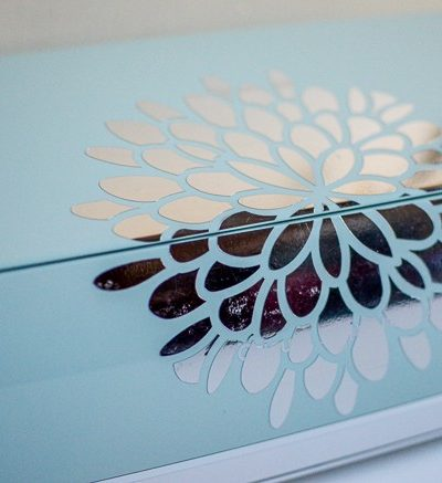 Make your own custom decal for your Cricut Explore Air AND BrightPad Tutorial