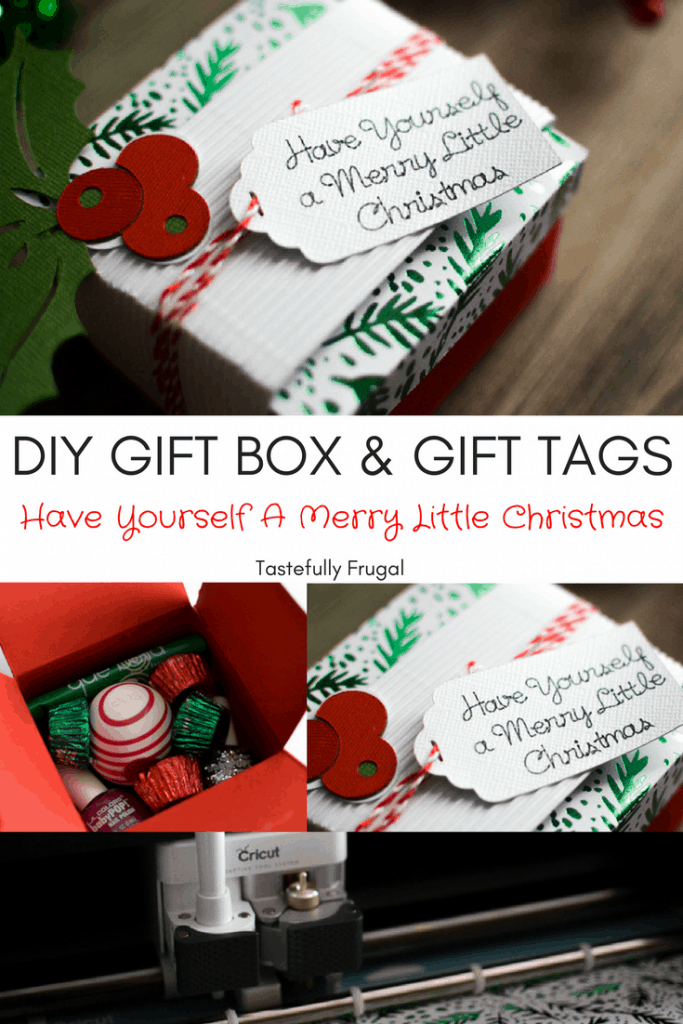 Diy gift box gift tags 683x1024g create this advent calendar in an hour or less and for a fraction of the price store bought ones solutioingenieria Choice Image