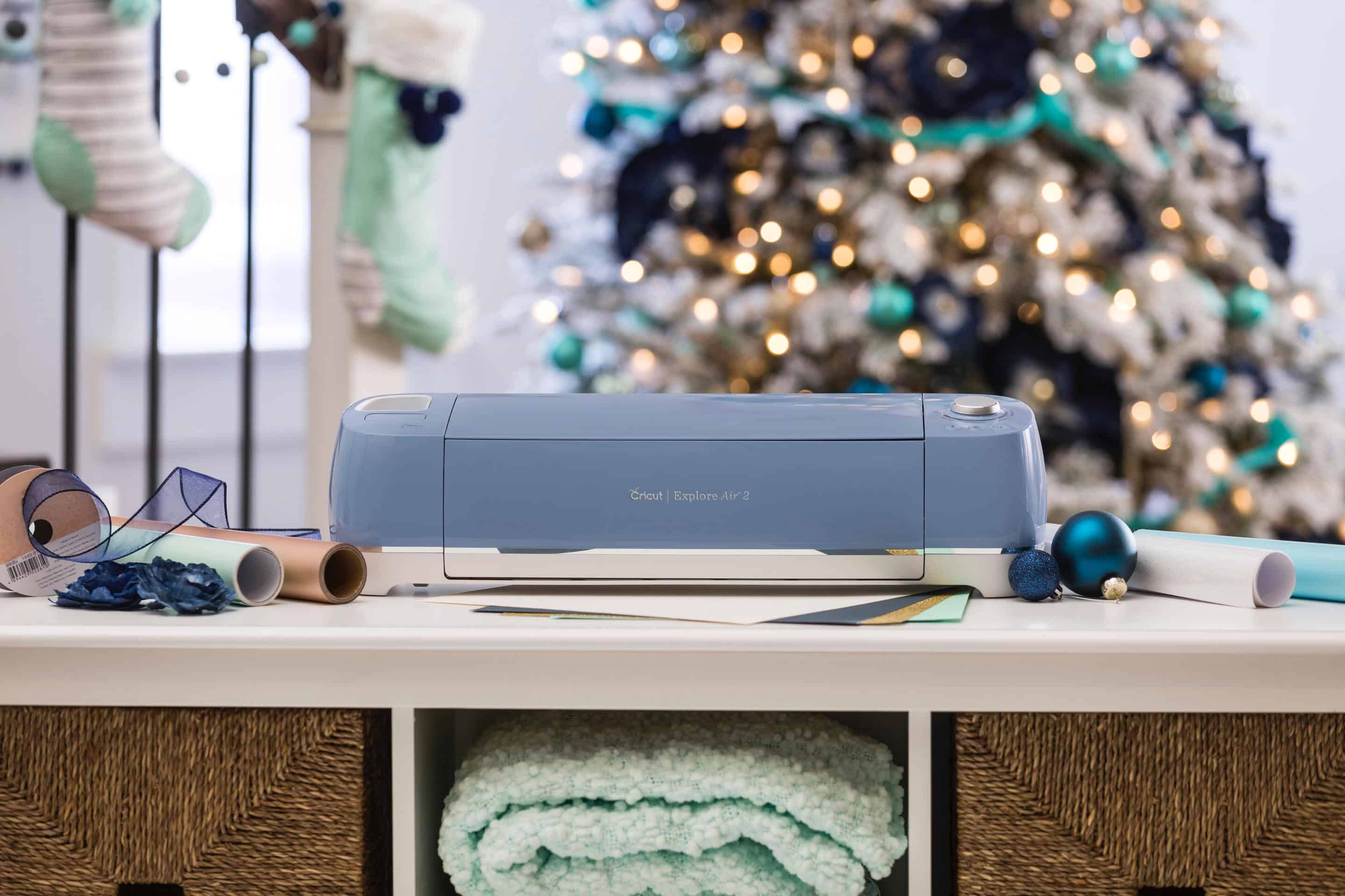 New Denim Cricut Explore Air 2 Bundle + 20 Ways It Can Make Your Life Easier