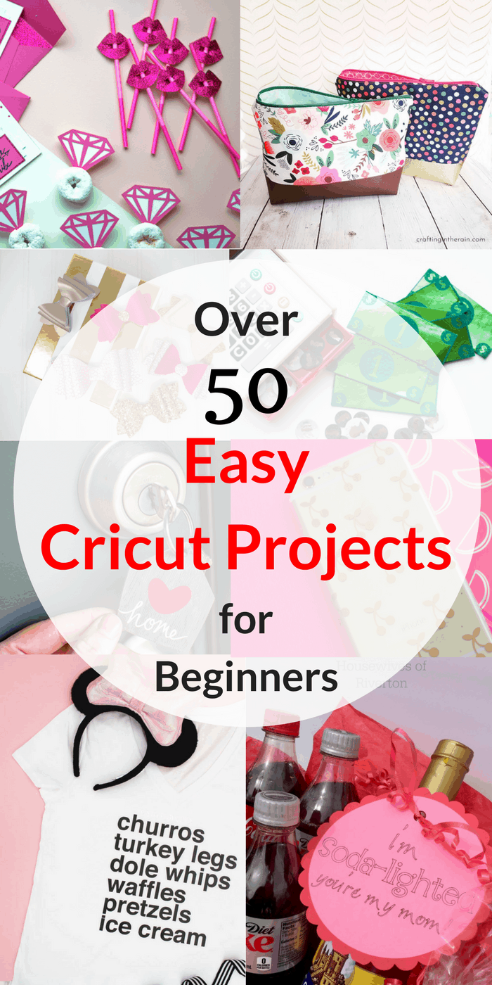 Over 50 Easy Cricut Projects For Beginners Tastefully Frugal
