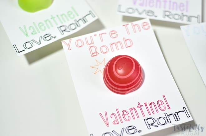 You're The Bomb Valentine