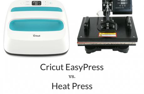 Cricut EasyPress vs. Heat Press – Which Is Better?