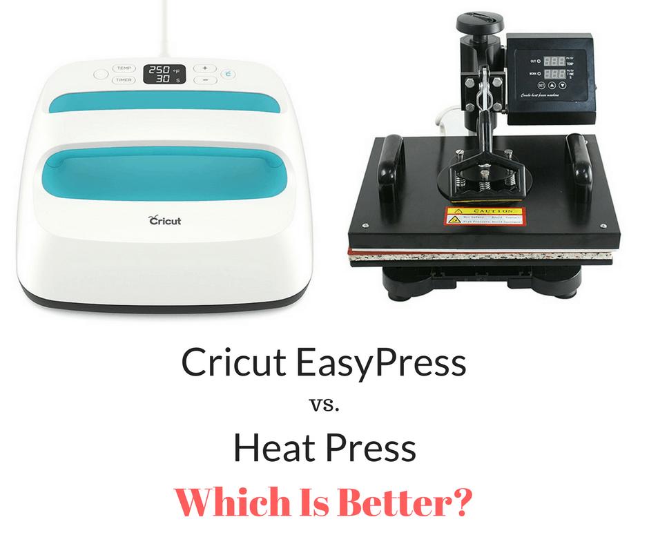 Cricut Easypress Vs Heat Press Which Is Better