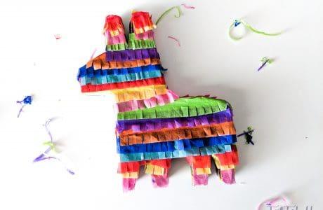 DIY Mini Piñatas With The Cricut Maker