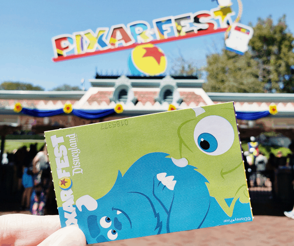 This post has everything you need to know about Disneyland's Pixar Fest and how you can get the most out of your trip!