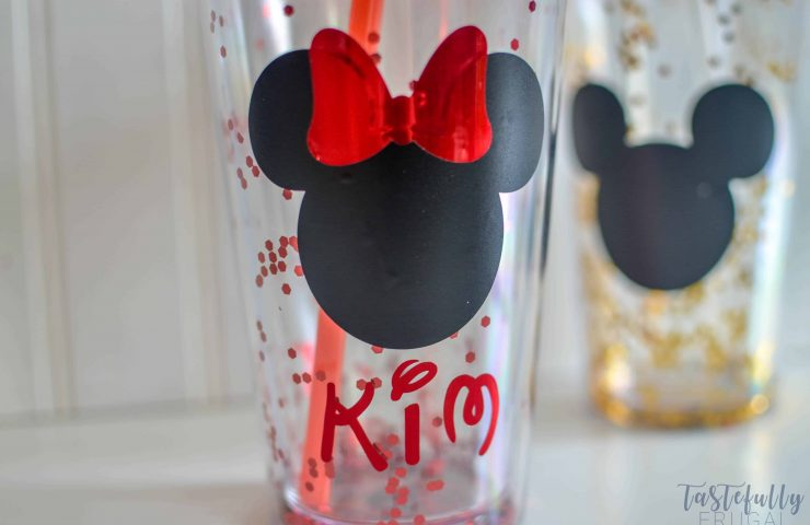 3 Disney Dollar Store Crafts You Can Make In 3 Minutes Or Less