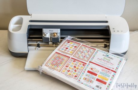 How To Make A Quilt With The Cricut Maker and Riley Blake Fabrics: Part 1