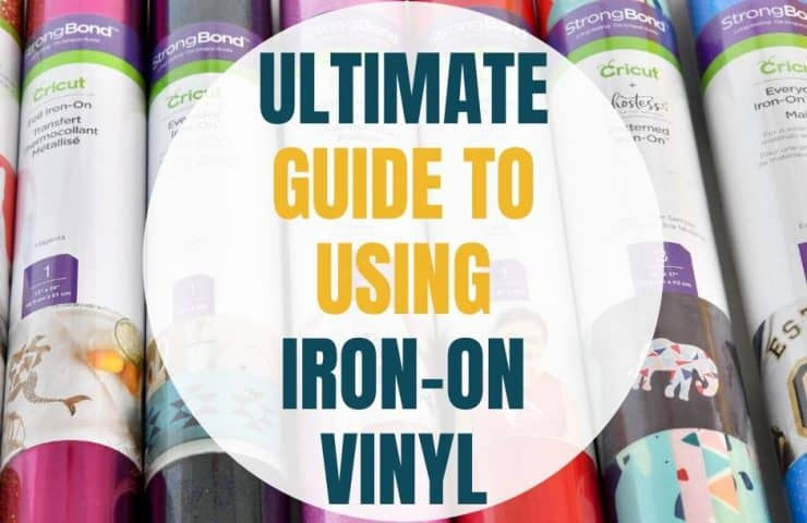 How To Use Iron-On Vinyl