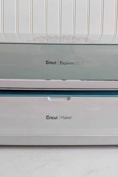 Cricut Maker vs. Explore Air 2 - Which Machine Is Right For Me? #ad