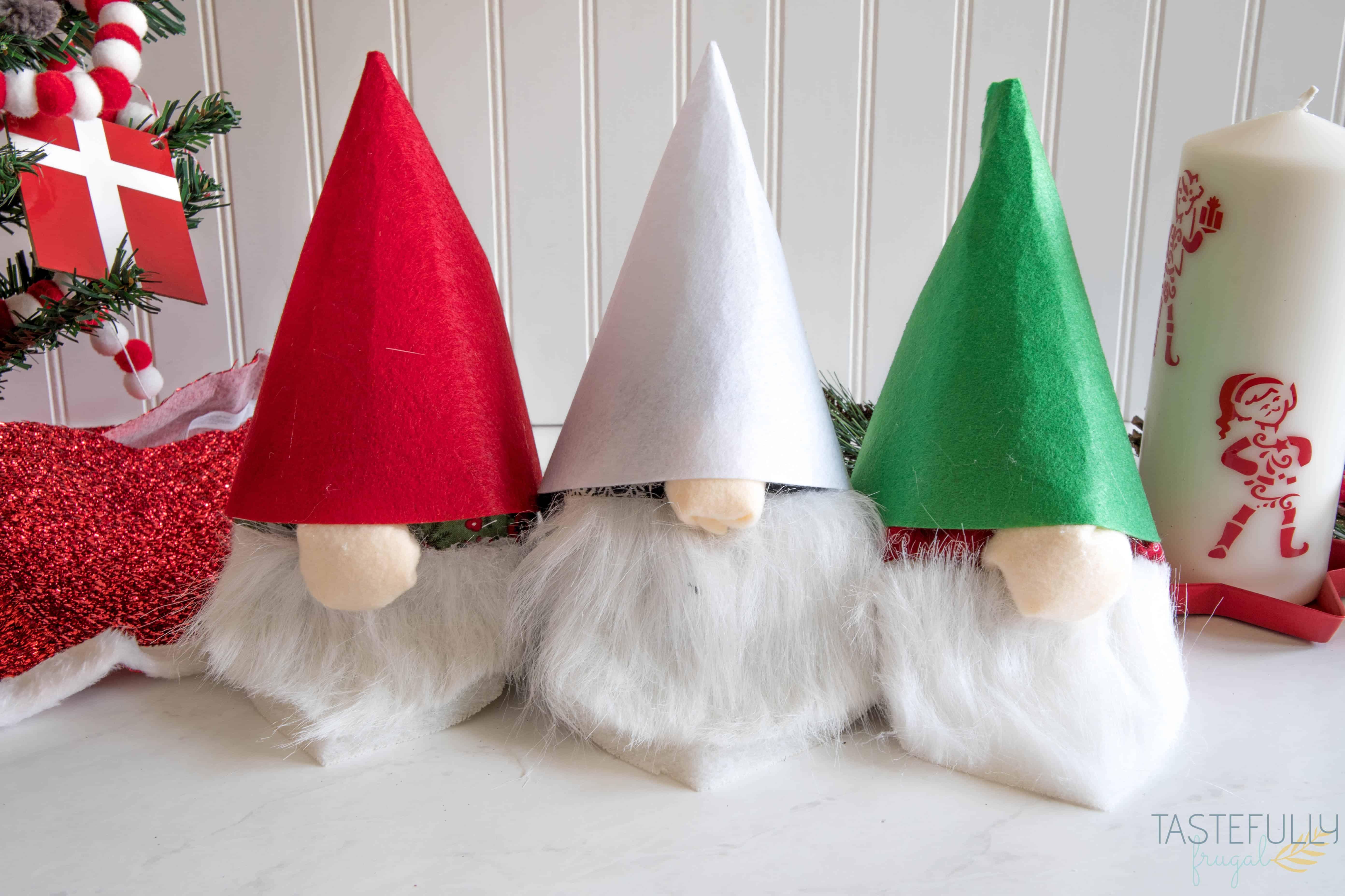 Scandinavian Christmas Decor Diy.Diy Scandinavian Christmas Elves Tastefully Frugal