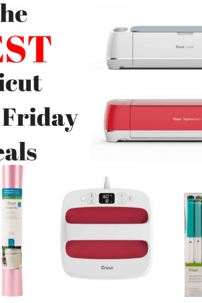 Best Cricut Black Friday Deals
