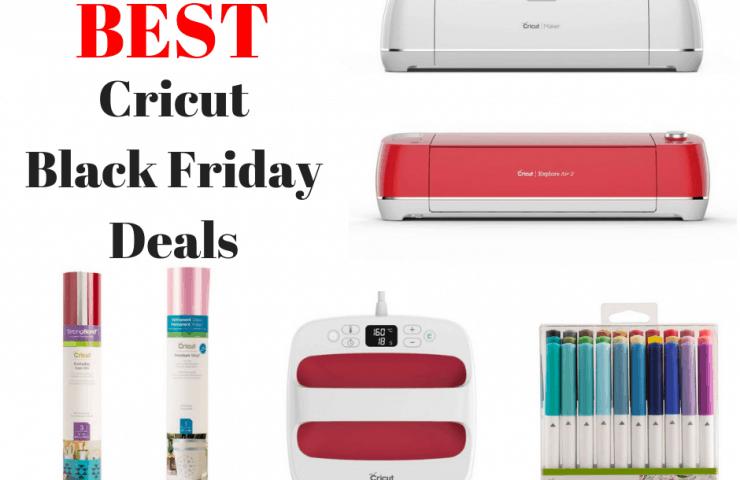 Best Cricut Black Friday Deals