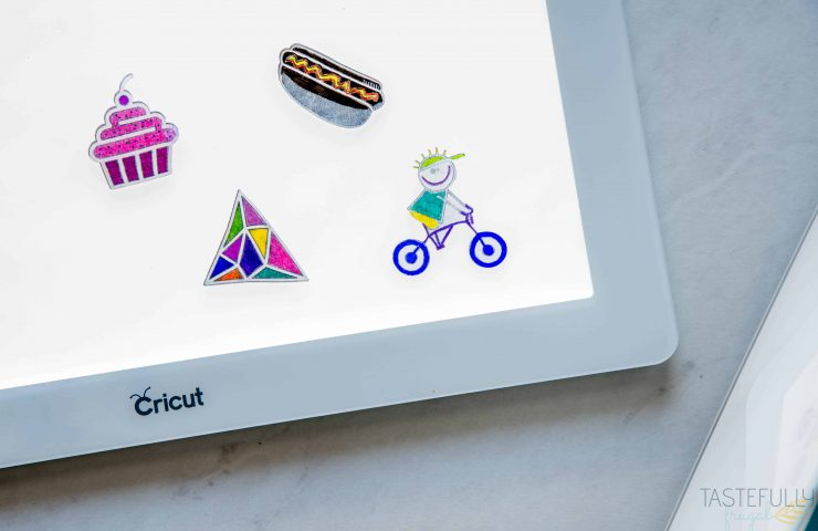 DIY Shrinky Dinks With Cricut