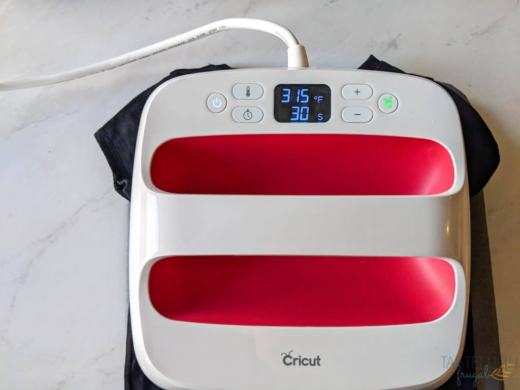 Use Cricut's new Mesh Iron-On To Make Any Shirt Into A Jersey
