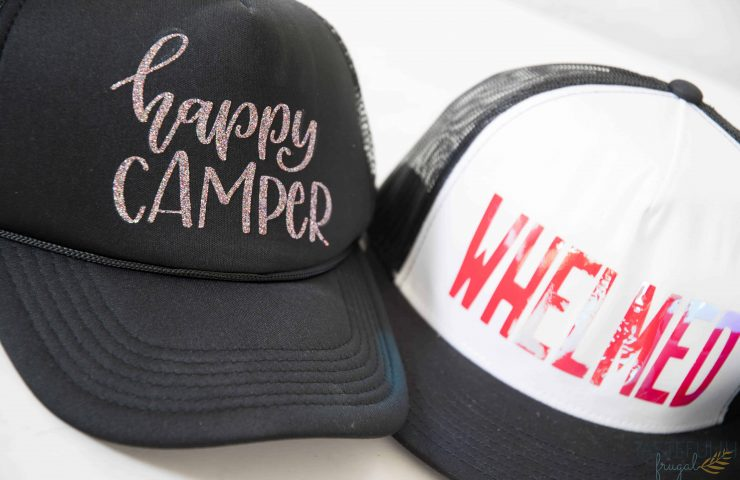How To Make Hats With Cricut EasyPress 2