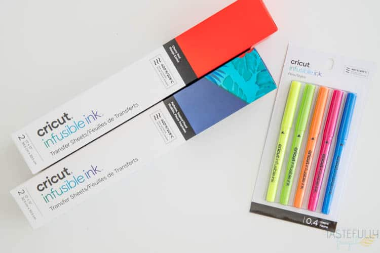 Everything you need to about how to use the new Cricut Infusible Ink Products!