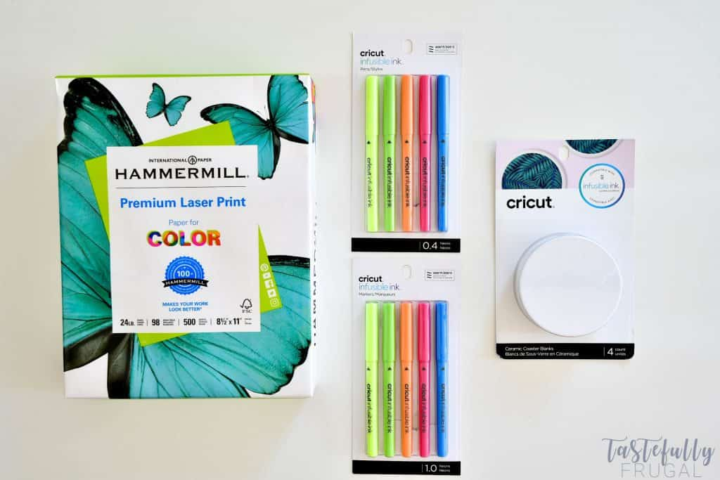 Everything you need to know about Cricut Infusible Ink Pens and Markers