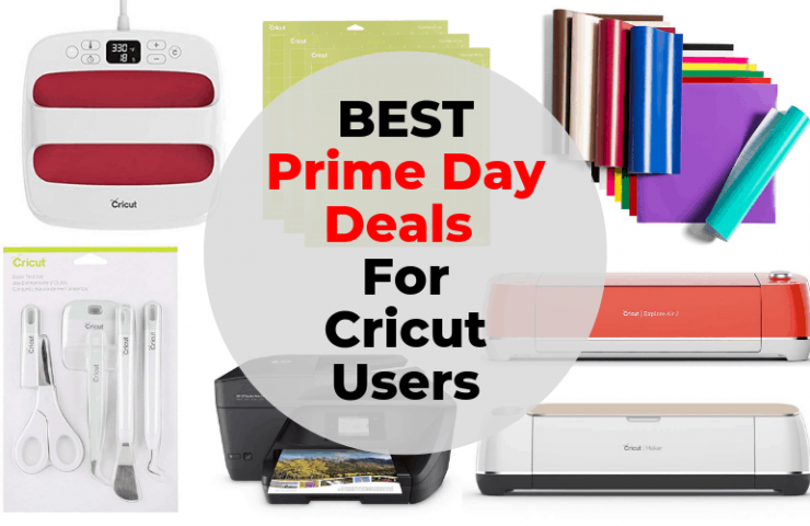Prime Day Deals For Cricut Users