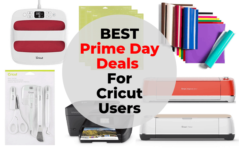 Prime Day Deals For Cricut Users - Tastefully Frugal