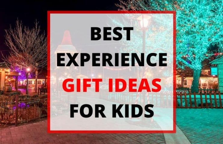 Best Experience Gift Ideas For Kids