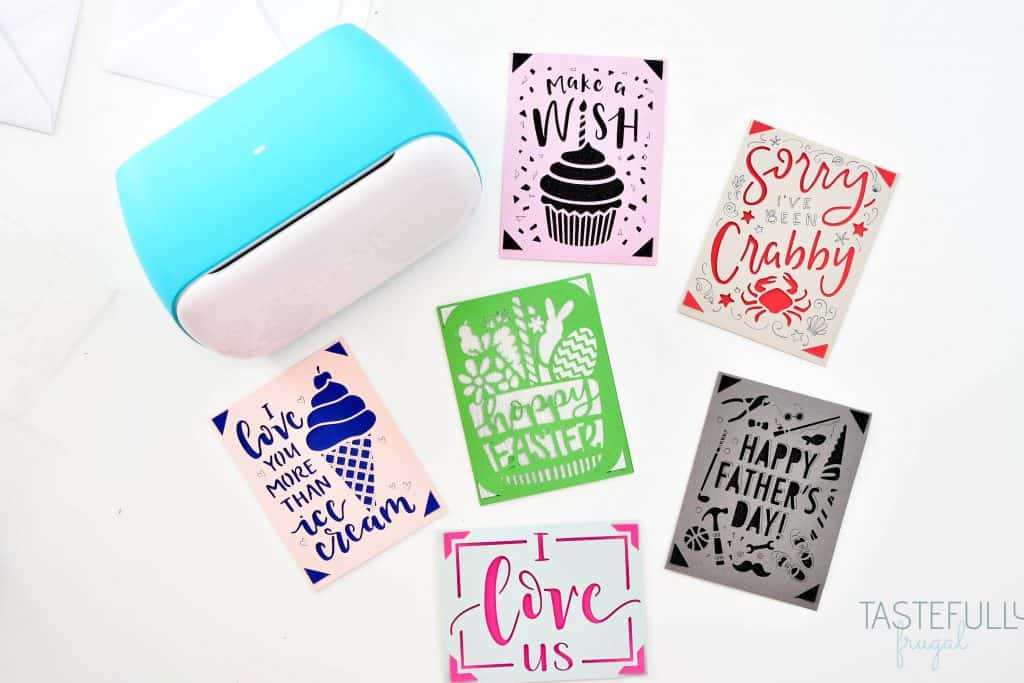 Learn about Cricut's compact cutting machine Cricut Joy! #ad #cricutjoy #cricutcreated