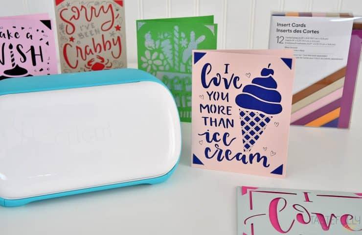 How To Use Cricut Joy Card Mat