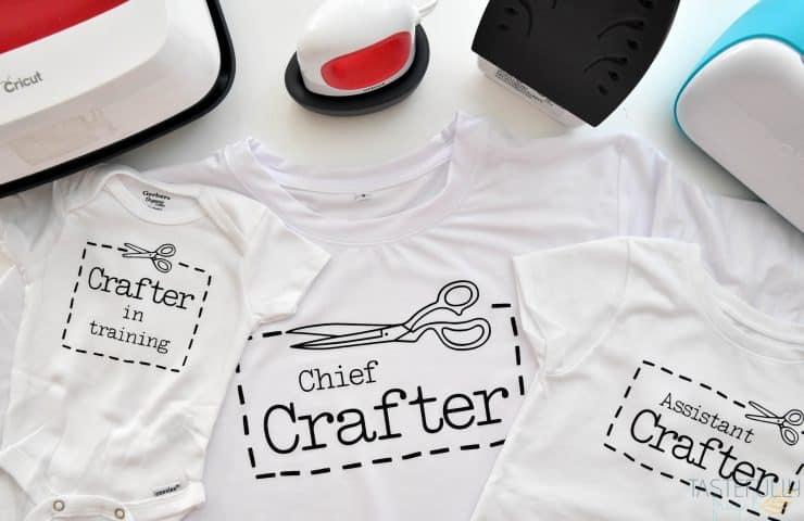 How To Make Shirts With Cricut Joy
